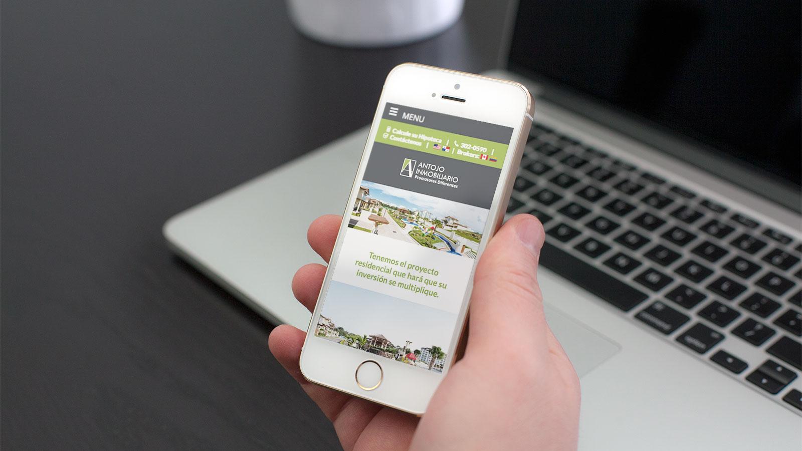 antojo inmobiliario web movil