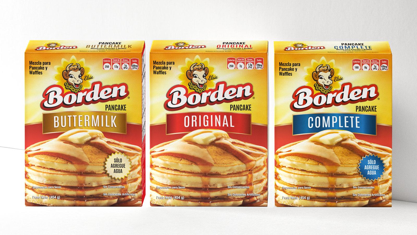 Pancakes Borden