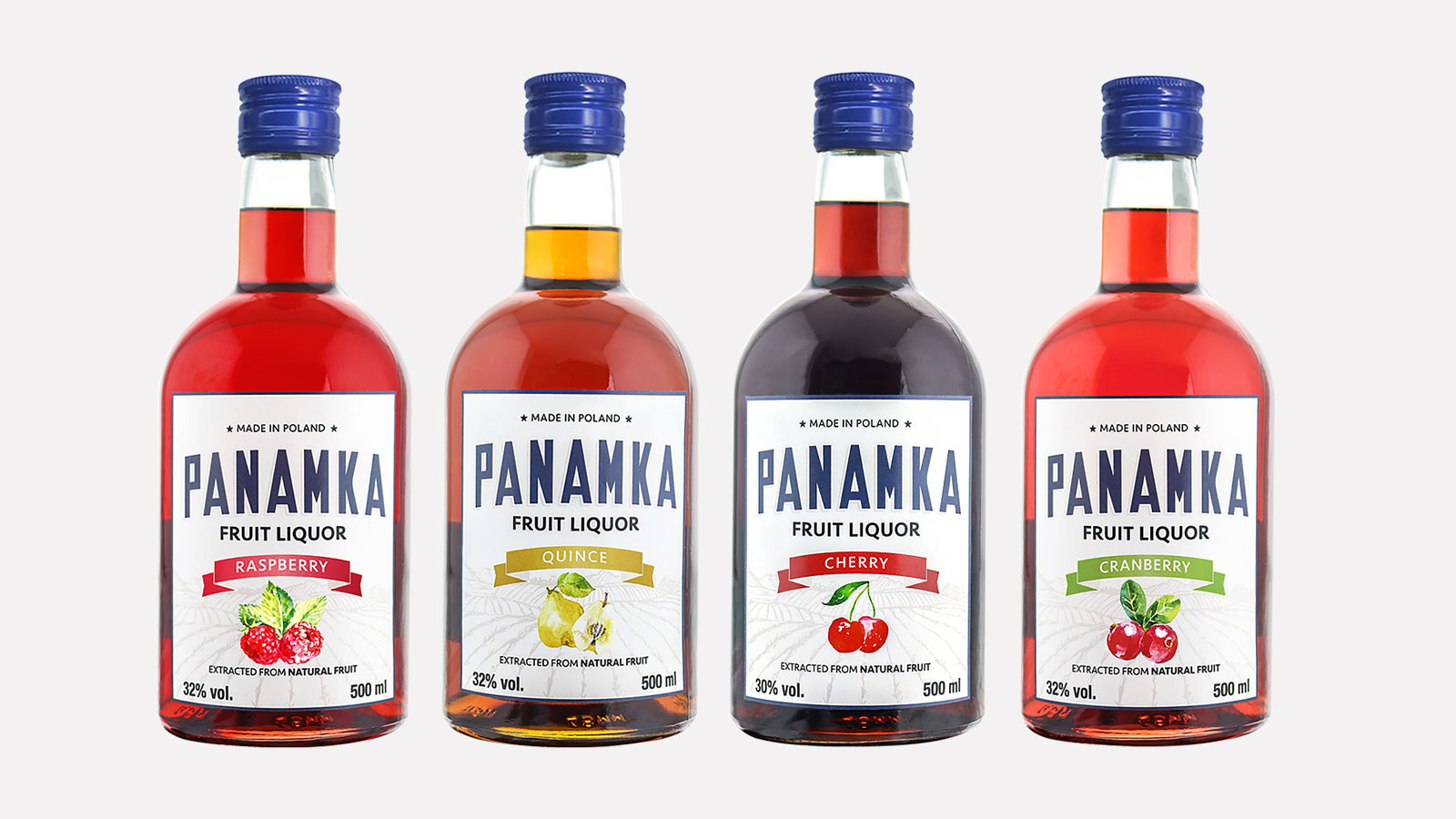Panamka fruit liquor