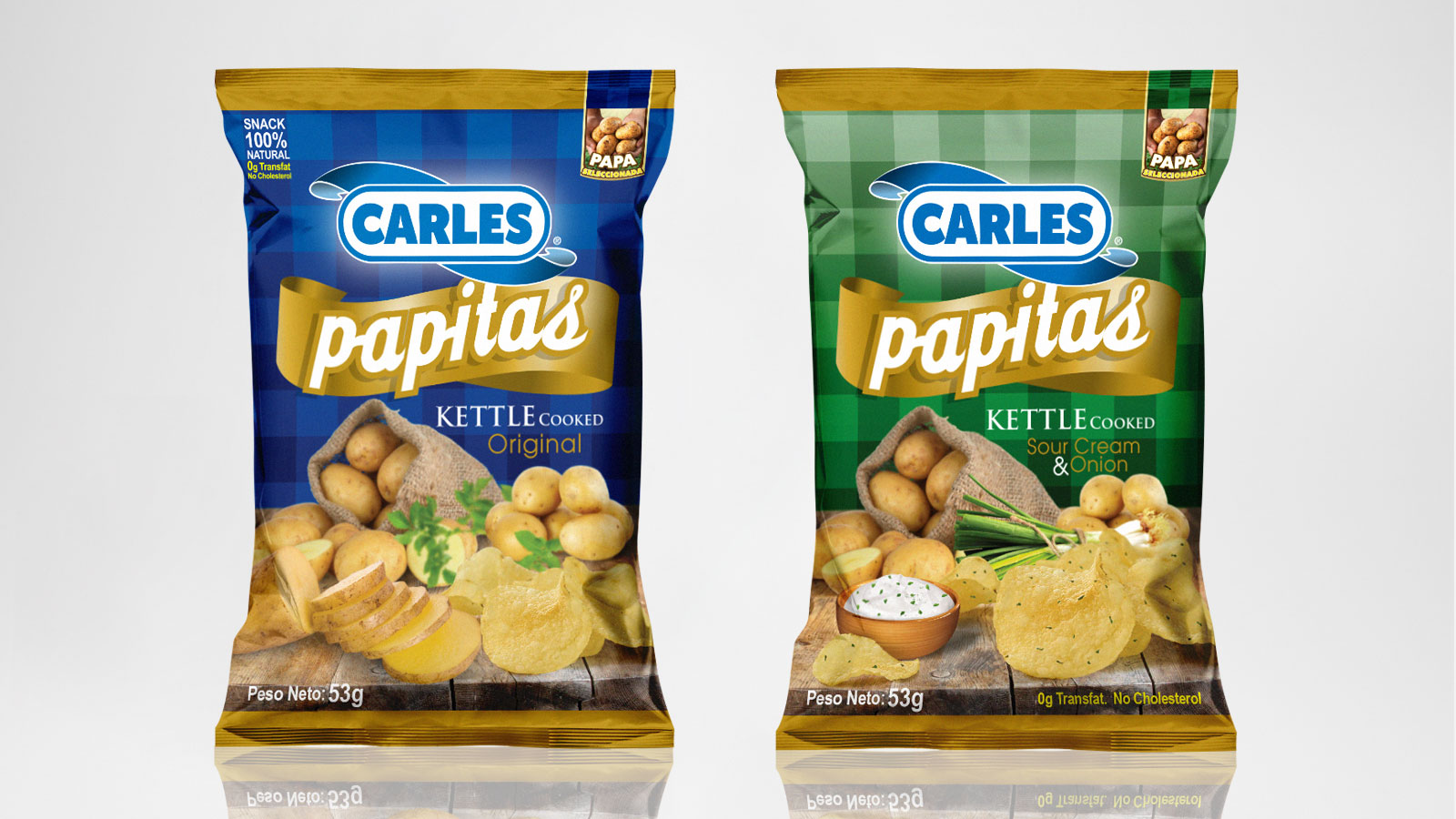 Carles Snacks - Papitas